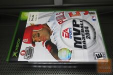 MVP Baseball 2004 (Xbox 2004) FACTORY SEALED! - RARE!