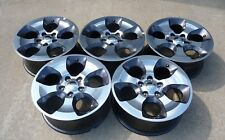 "2007-2018 JEEP WRANGLER RUBICAN SAHARA SPORT 18"" FACTORY GRANITE WHEELS 9119"