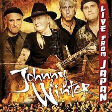 JOHNNY WINTER New Sealed Ltd Ed 2017 LIVE IN JAPAN 2 VINYL RECORD SET