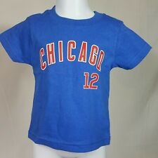 CHICAGO CUBS 12 SORIANO TODDLER T-SHIRT Size 24 months New C1