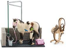 """Schleich® HORSE CLUB® 42104 """" Pferde - Waschplatz """", NEU & OVP"""