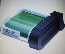 New Brady 42015 Green Ribbon For Handimark Label Maker