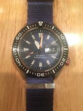 EXCELLENT CONDITION Seiko Stargate Men's Automatic Diver Watch SRP493K1 SRP493