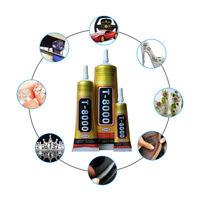 Rhinestone Glue T-8000 Multi-purpose Adhesive  Nails Glass Phone Glue SALE