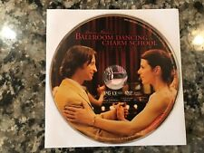 Ballroom Dancing & Charm School Dvd! 2005 Romance Musical! See)Prime On The Line