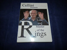 Cellini Presents Lord And Master Of The Rings Dvd