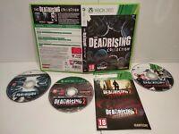 Dead Rising Collection - Jeu XBOX 360 - PAL Français Complet Très bon état