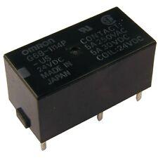 OMRON G6B-1114P-US-24 Relais 24V DC 1xEIN 5A 2880R PCB Power Relay 854741
