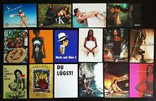 16 Postkarten Edgar etc. - Kunstkarten, Werbung - Postcards - Sammlung