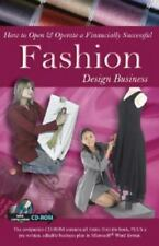 How to Open & Operate a Financially Successful Fashion Design Business: With Com