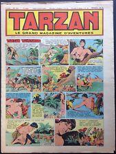 TARZAN Éditions Mondiales n°241 du 5 mai 1951 Bon état non découpé