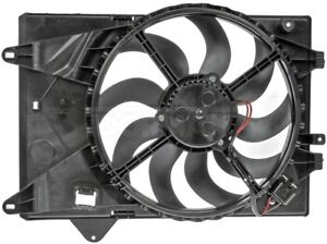 Engine Cooling Fan Assembly Dorman 621-071 fits 12-18 Chevrolet Sonic
