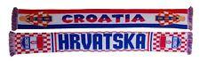 Croatia Hrvatska Football Scarf