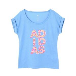 Adidas Girls T-Shirt - Top