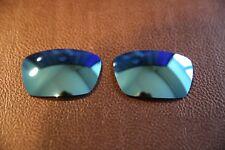 Polarlenz Polarized Ice Blue Lenti di Ricambio per Oakley Fuel Cell Occhiali da sole