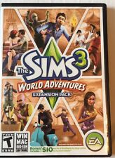 The Sims 3 World Adventures Expansion Pack For PC Windows And MAC