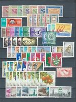Middle East Yemen mnh selection of stamp sets - 2 pages - good value