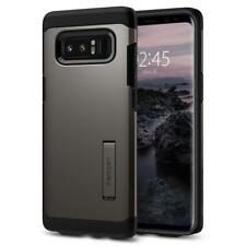 Galaxy Note 8 Case Genuine Spigen Heavy Duty Tough Armor Hard Cover for Samsung Gunmetal