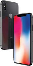 APPLE iPhone X 256 GB grau 5,8 Zoll 12MP Face ID Duale Kamera MQAF2ZD/A B-Ware