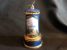 Thomas Kinkade Seaside Reflection Lighthouse Light-up Ornament - 2nd Series