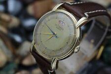 Vintage JAEGER LeCOULTRE Cal. 481 Power Reserve 10K Gold Filled Dress Watch