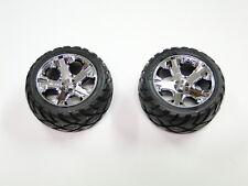 NEW TRAXXAS JATO 3.3 Wheels & Tires Front RJ34