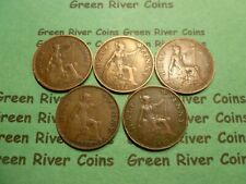 King George V Collection Half Penny   #5G5   1930s