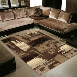 Budget BCF Rug Collection Abstract Modern Designs Soft Feel In All Sizes
