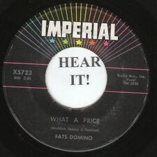 Fats Domino R&B 45 (Imperial 5723) What A Price /Ain't That Just Like A Woman