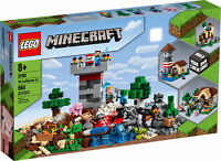 21161 LEGO Minecraft The Crafting Box 3.0 Construction Set 564 Pieces Age 8+