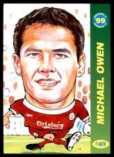 ProMatch Premier League (1999) Series 4 - Michael Owen Liverpool No. 90