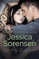NEW Saving Quinton (Nova and Quinton) by Jessica Sorensen