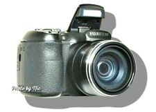 FUJIFILM FUJI FINEPIX S2500HD-MECHANICALLY RECONDITIONED-VIEWFINDER-18X ZOOM