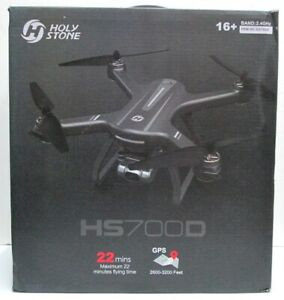 Holy Stone HS700D GPS Drone 5G WiFi FPV 2K FHD Camera Brushless Motors Follow Me