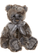 13 Inch Kyra By Charlie Bears Plush with Super Soft Fur