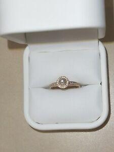 Le Vian Red Carpet Diamond Halo Ring