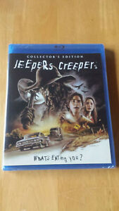 Scream Factory Jeepers Creepers Blu-ray Collector's Edition