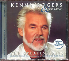 KENNY ROGERS & THE FIRST EDITION - GREATEST HITS - CD ALBUM [1937]