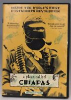 A Place Called Chiapas (DVD, 2005) Very Good
