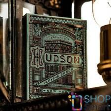 HUDSON THEORY 11 PREMIUM PLAYING CARDS DECK MAGIC TRICKS GOLD CUSTOM SEALED NEW