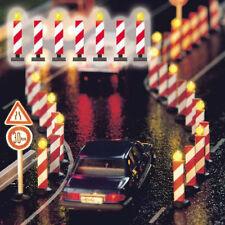 Busch 5907 NEW HO FLASHING ROAD WARNING LIGHT