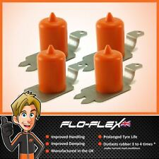 Land Rover Discovery 2-4 x EXT Steel PLated Bump Stop Bushes in Poly Flo-Flex