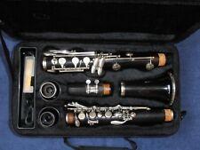 Klarinette Clarinet Bb keys closed (wood): Leblanc France