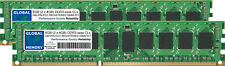 8 GB (2x4GB) DDR3 800/1066/1333MHz 240-PIN ECC Registered RDIMM SERVER RAM 4R NC