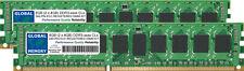 8GB (2x4GB) DDR3 800/1066/1333MHz 240-PIN ECC Registrada RDIMM SERVIDOR RAM 4R NC