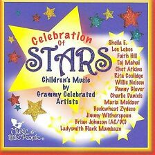 Celebration of Stars: Children's Music by Grammy Celebrated Artists, New Music
