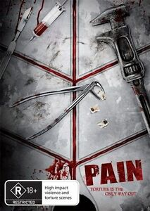 Pain (DVD, 2013) - Region 4