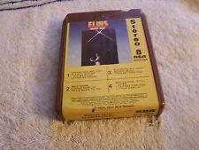 Elvis Moody Blue RCA 8 Track Tape 1977