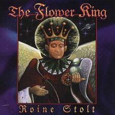 The Flower King: Artwork Collector's Series by Roine Stolt (CD, May-2001, Inside