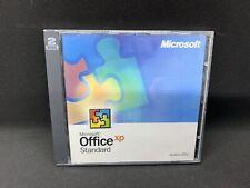 Microsoft Office XP Standard PC Software